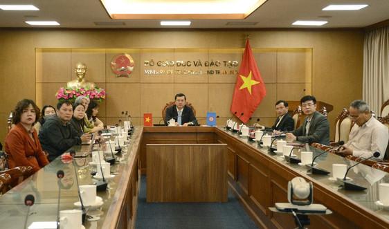 Học sinh tiểu học Việt Nam đứng đầu các nước Đông Nam Á về năng lực học tập