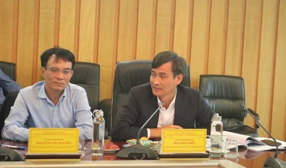 Thẩm định đề án thăm dò khoáng sản mỏ đá vôi và đá sét ở Hà Nam