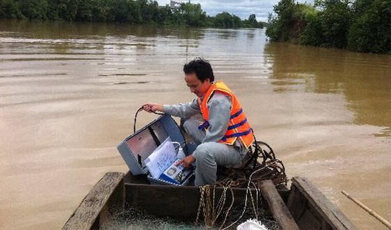 Bình Dương: Chủ động bảo vệ môi trường lưu vực hệ thống sông Đồng Nai