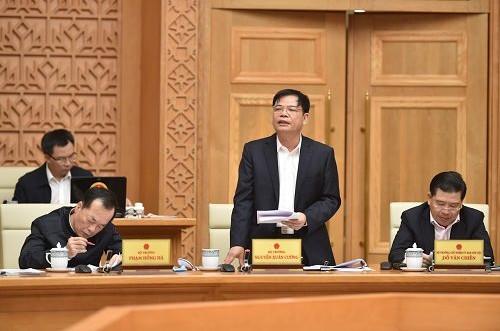 Bộ trưởng Nguyễn Xuân Cường nêu giải pháp căn cơ ứng phó, khắc phục hậu quả bão, lũ