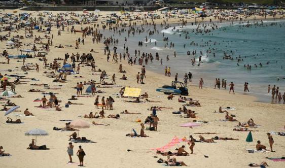 Australia hứng chịu nắng nóng dữ dội trong ngày đầu tiên của mùa hè