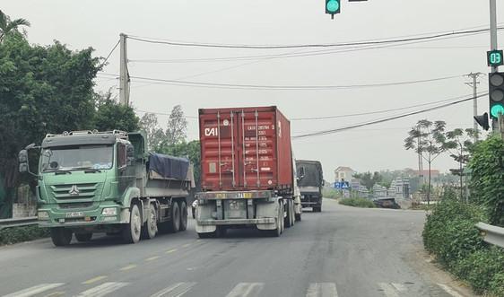 Hà Nam: Cảnh báo tai nạn giao thông tại các nút giao, tuyến đường nối cao tốc