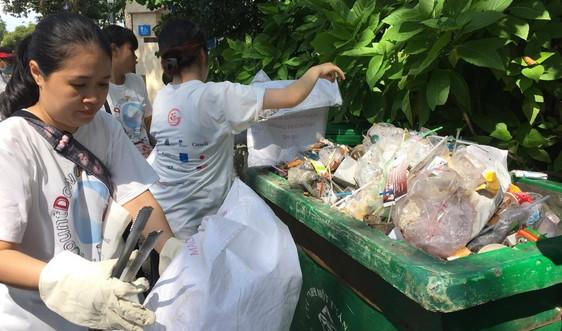 TP.HCM: Năm 2025, 80% hộ gia đình phân loại rác sinh hoạt tại nguồn