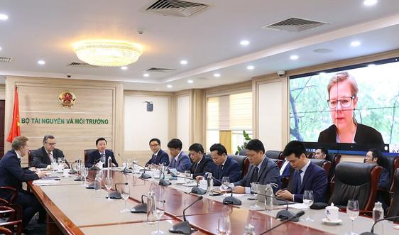 Việt Nam - Phần Lan thúc đẩy hợp tác chiến lược về tài nguyên và môi trường