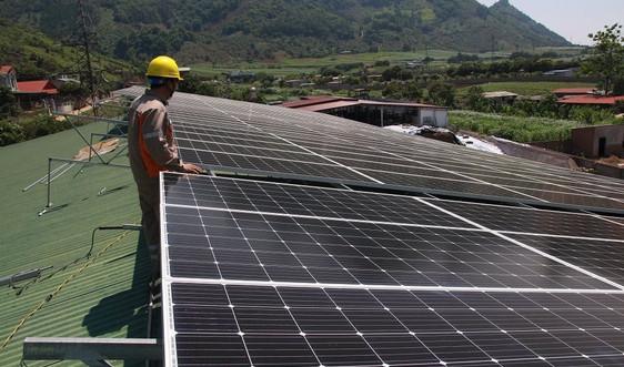 Sơn La rà soát việc phát triển điện mặt trời mái nhà