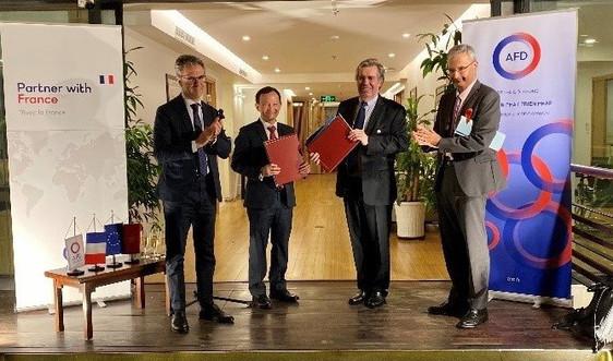 Thêm 156 triệu Euro chống biến đổi khí hậu tại các đô thị nhỏ