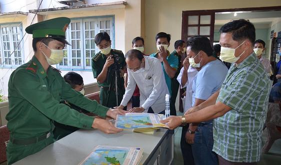 Bà Rịa – Vũng Tàu: Truyền thông bảo đảm an ninh an toàn toàn đường ống dẫn khí dưới biển