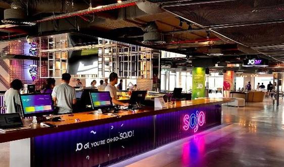 Ba khách sạn thuận ích SOJO Hotels đã chính thức hoạt động