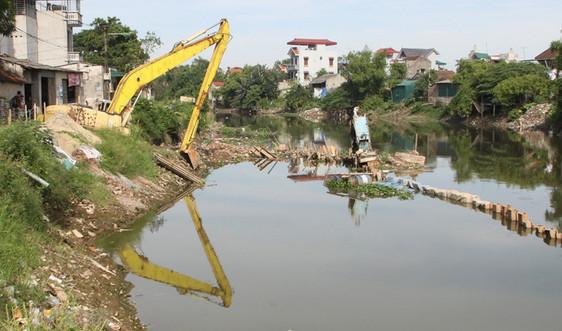 Đồng bộ giải pháp cải tạo môi trường sông Nhuệ - Đáy