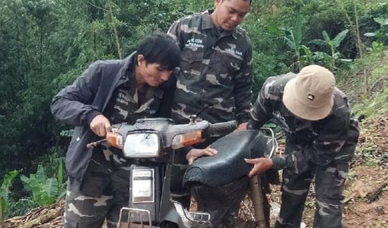 Quảng Trị: Tổ bảo vệ rừng bị nhóm người đến đe dọa, đập phá tài sản