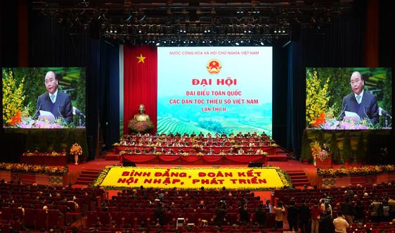 6 nội dung lớn trong Quyết tâm thư của Đại hội đại biểu toàn quốc các DTTS Việt Nam lần thứ II, năm 2020