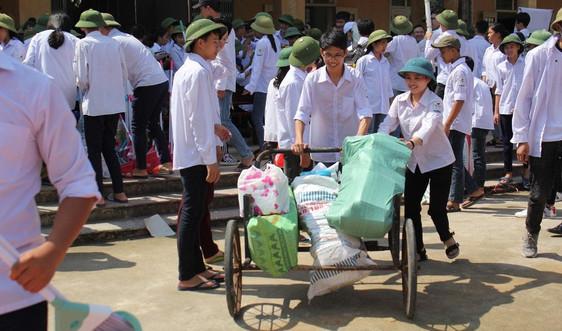 """Thái Nguyên: Phong trào """"chống rác thải nhựa"""" lan tỏa sâu rộng trong cộng đồng"""