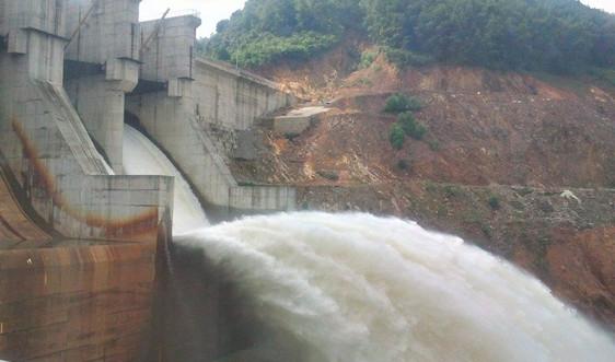 Đảm bảo an toàn công trình và hạ du hồ thuỷ điện Hương Điền