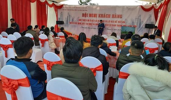 Lạng Sơn: Tổ chức đấu giá 86 ô đất
