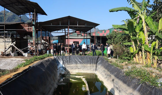 Sơn La: Tiếp tục triển khai các giải pháp bảo vệ nguồn nước sinh hoạt