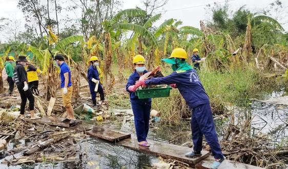 Tăng cường kiểm tra, xử lý môi trường sau bão lũ tại Thừa Thiên Huế