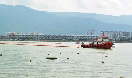 Ứng phó sự cố tràn dầu: Kinh nghiệm từ Đà Nẵng