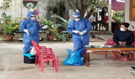 Một trường hợp tái dương tính với vi rút SARS-CoV-2 tại Quảng Bình