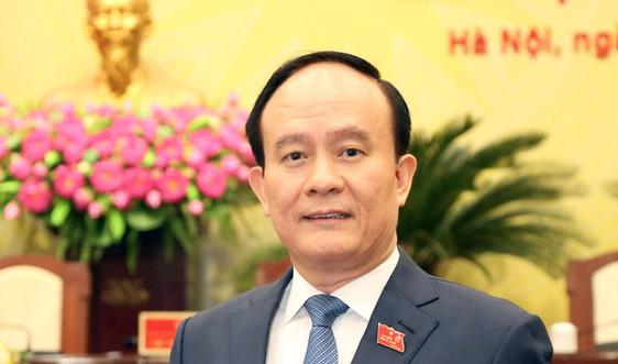 Ông Nguyễn Ngọc Tuấn được bầu làm Chủ tịch HĐND TP Hà Nội