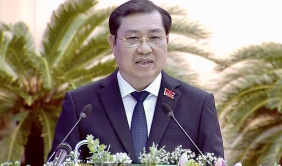 """Những tâm tư của Chủ tịch UBND TP. Đà Nẵng Huỳnh Đức Thơ trước khi rời ghế """"nóng"""""""