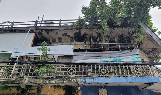 Đà Nẵng: Những khu nhà tập thể xuống cấp, dân bất an