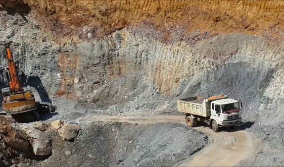 Áp dụng đa phương pháp địa vật lý thăm dò quặng sulfua nikel và đồng