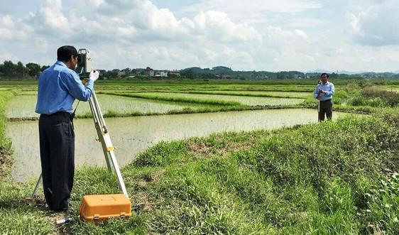 Bộ TN&MT yêu cầu gửi báo cáo kết quả chính thức về kiểm kê đất đai