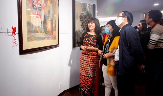 Khai mạc triển lãm Mỹ thuật Đà Nẵng 2020