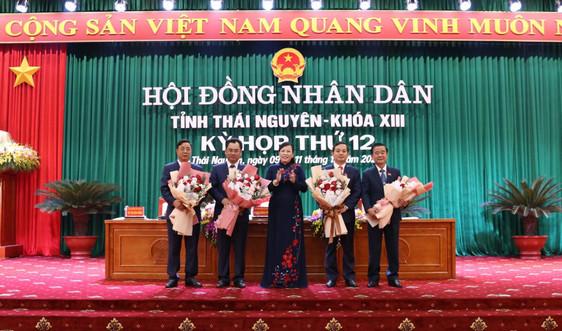 Bầu Chủ tịch HĐND và Chủ tịch UBND tỉnh Thái Nguyên nhiệm kỳ 2016 – 2021