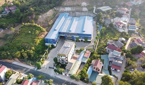 """Vụ Công ty DK Việt Nhật """"xây chui"""" nhà máy: Sở Xây dựng cũng vô can?"""