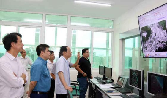 40 năm ngành Viễn thám Việt Nam: Khẳng định vai trò quan trọng trong phát triển kinh tế - xã hội, bảo vệ an ninh quốc phòng