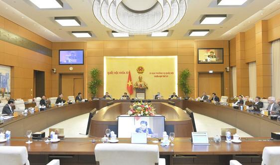 Quốc hội khoá XIV dự kiến khai mạc Kỳ họp thứ 11 vào ngày 24/3/2021