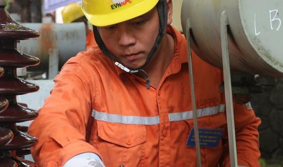 Tổng Công ty Điện lực miền Bắc đã đảm bảo cấp điện an toàn, ổn định