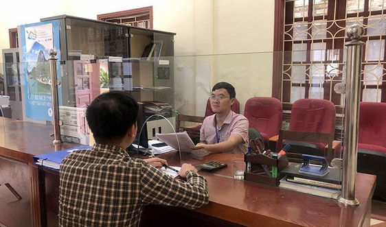 Điện Biên: Dấu ấn cải cách hành chính ngành tài nguyên môi trường