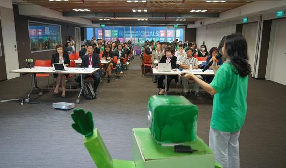 Ba giải Nhất được trao tại cuộc thi Tìm kiếm ý tưởng sáng tạo vì một đại dương không nhựa