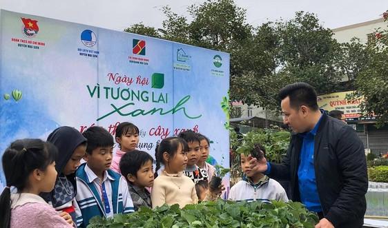 Tuổi trẻ Mai Sơn lan tỏa phong trào bảo vệ môi trường