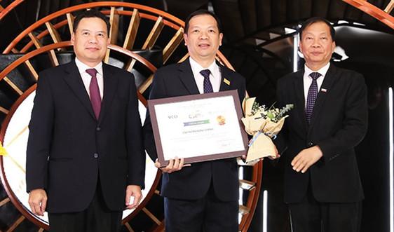 Tập đoàn Hưng Thịnh vinh dự vào Top 10 DN bền vững tại Việt Nam 2020