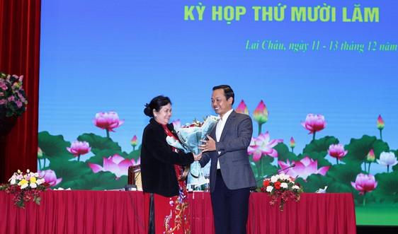 Bí thư Tỉnh ủy được bầu giữ chức Chủ tịch HĐND tỉnh Lai Châu