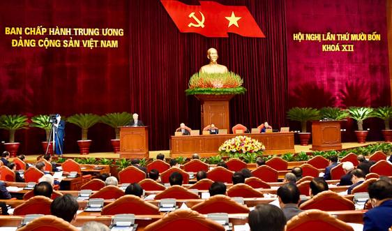 Hoàn chỉnh dự thảo Quy chế làm việc và Quy chế bầu cử trình Đại hội XIII của Đảng