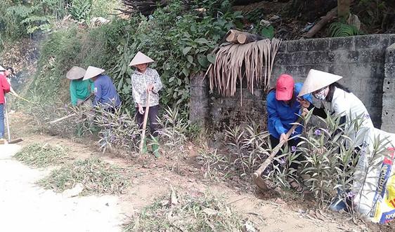 Yên Bình: Thay đổi diện mạo nhờ tiêu chí môi trường