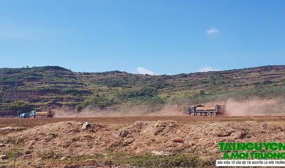 Thanh Hóa: Công ty Công Thanh bị phạt 80 triệu đồng vì khai thác khoáng sản trái phép