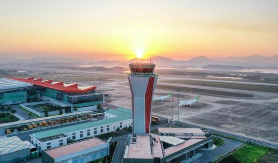 """Vì sao kiến trúc trở thành """"bệ đỡ"""" đưa sân bay quốc tế Vân Đồn lên tầm thế giới?"""