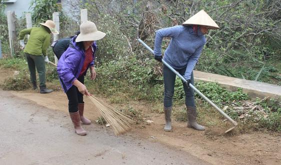 Mai Sơn (Sơn La): 7 xã đạt chuẩn tiêu chí môi trường