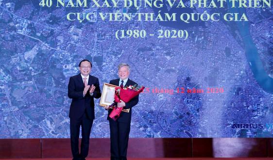 Viễn thám Việt Nam: 40 năm xây dựng và phát triển