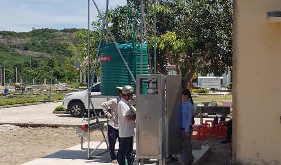 Australia giúp Việt Nam xử lý nước uống an toàn cho vùng lũ lụt