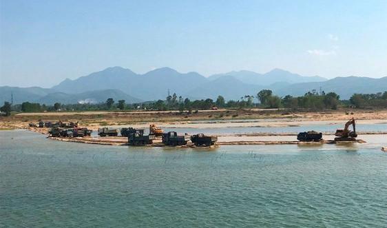 Quảng Ngãi: Rà soát, xác định khu vực cấm khai thác khoáng sản đối với đất rừng