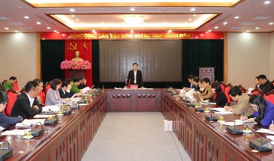 Sơn La: Rà soát công tác quản lý, phát triển hệ thống điện mặt trời mái nhà