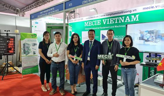 MECIE: Tiên phong phát triển Hệ thống quan trắc khí thải tự động