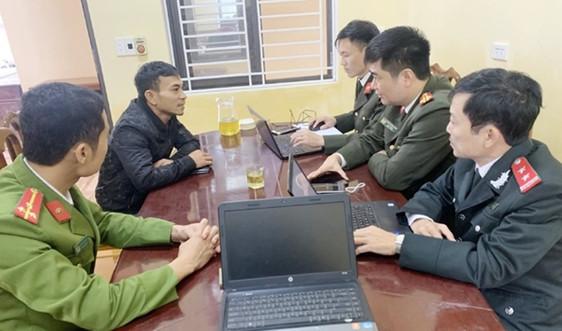 Hà Tĩnh: Xử phạt 5 triệu đồng chủ tài khoản facebook đưa thông tin sai sự thật