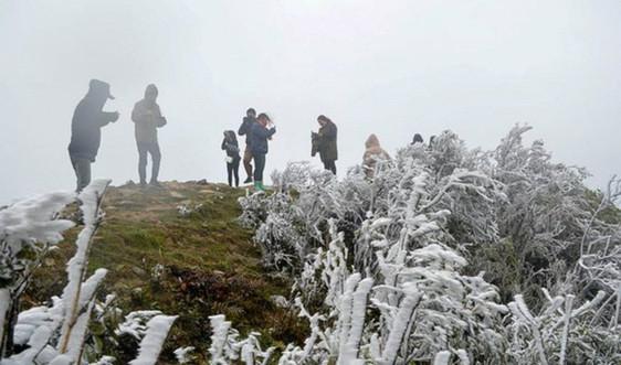 Đợt rét đậm, rét hại đầu tiên trong mùa Đông năm nay còn kéo dài